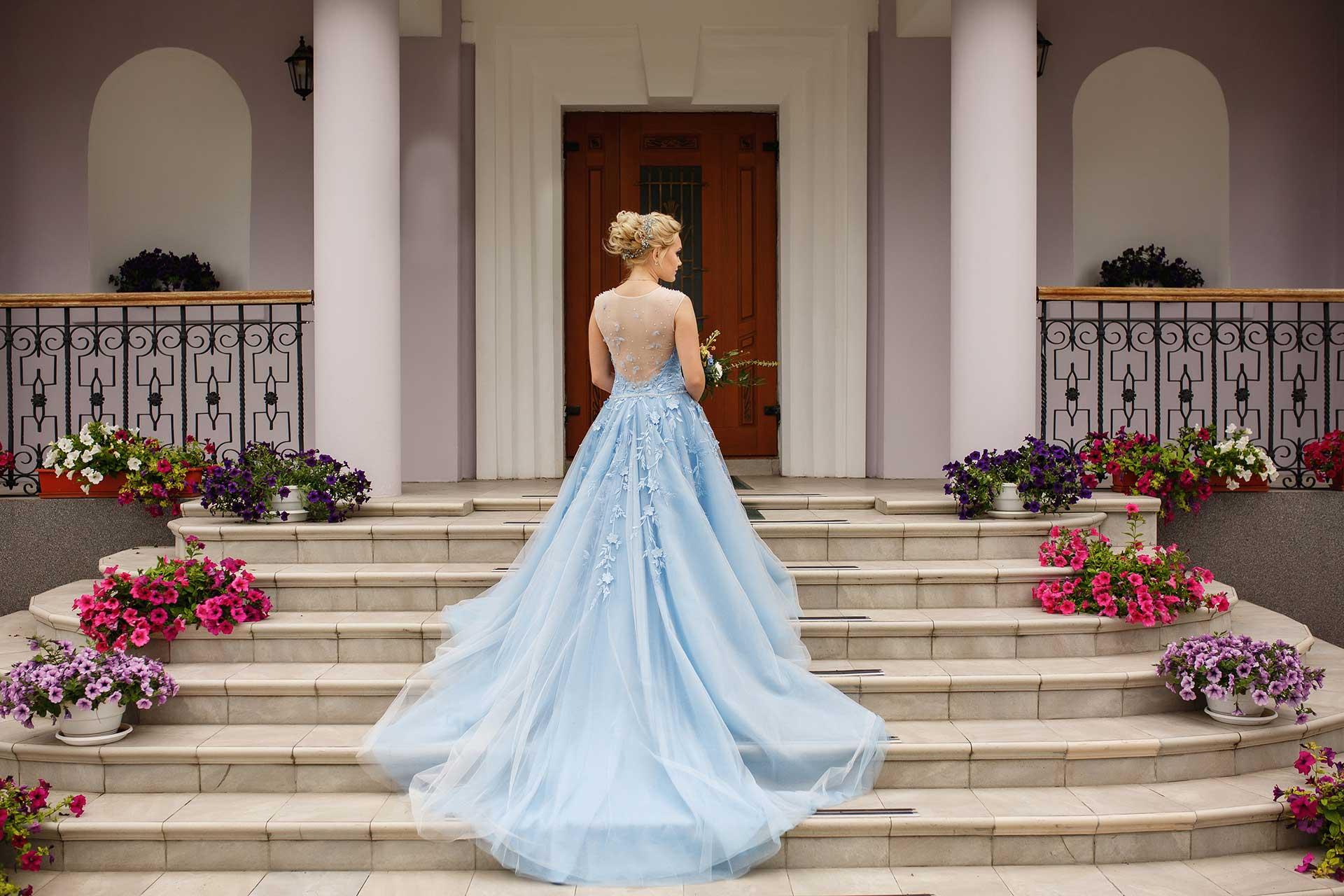 Blue Brides - New year, New bride!