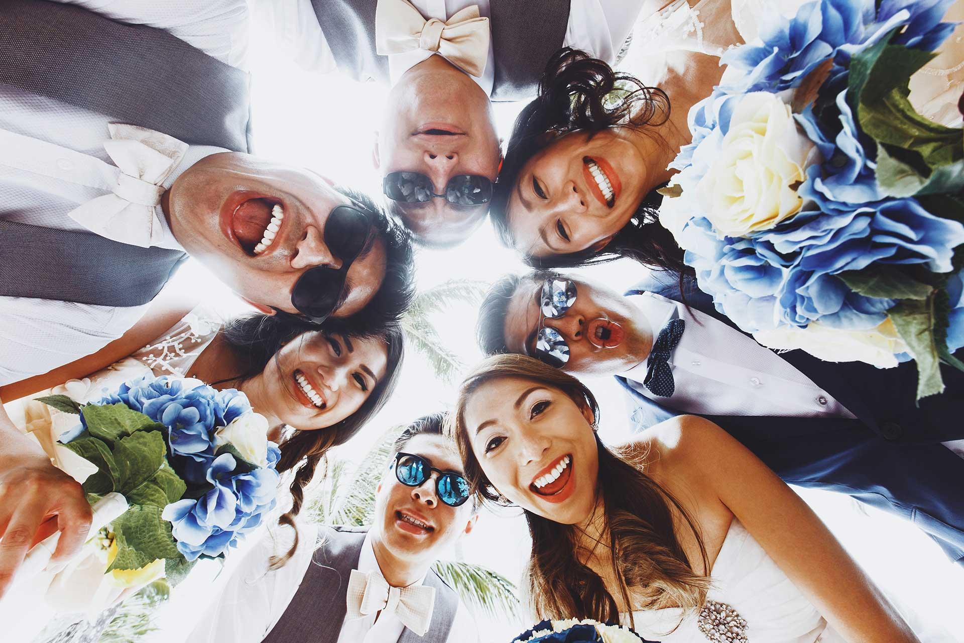 Brides men and Groom Girls - Five Top Trends for 2019 Brides